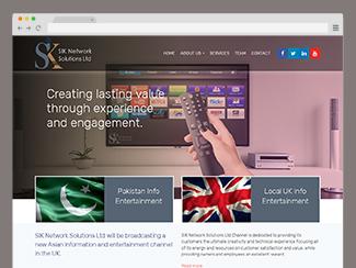 Sik Network Solutions Ltd
