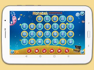 Alphabet Essentials – Vocabulary Builder