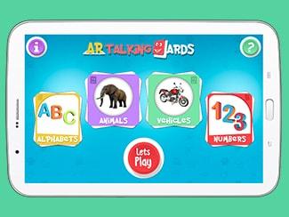 AR Talking Cards